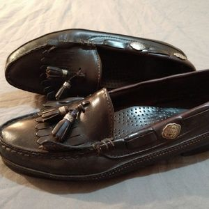 40228eb1e21 Dexter Shoes - Dexter Loafers Womens 9 Rich Brown w  conchos.